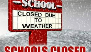 UPDATED: Number of Longford school CLOSURES growing in anticipation of severe -8 temperature