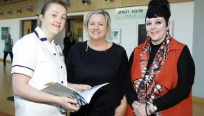 Midlands Regional Hospital Tullamore  launches 'Stop and Sit' art exhibition