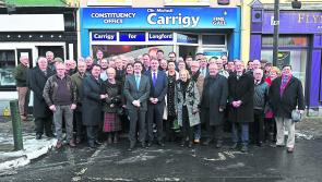 Carrigy vows to win seat by 'delivering' for Longford