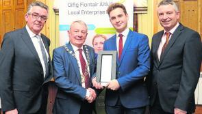 Longford's best young entrepreneurs honoured