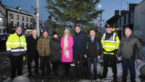 Longford Leader gallery: Festive cheer in Ballymahon for switching on of Christmas Lights