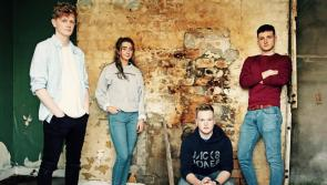 New EP and headline gig for Longford's Painted Skies
