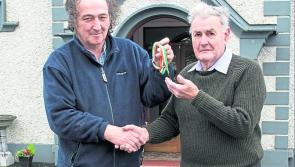 Rathcline GAA steps back in time