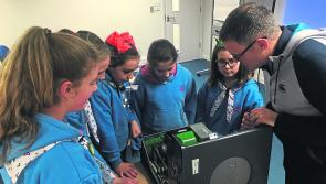 Hour of Code for Ardagh Girl Guides