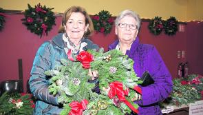 Christmas delight in Colmcille
