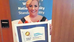 Coral Leisure Longford achieves Gold Standard White Flag