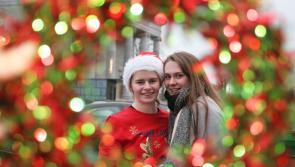 Students of Meán Scoil Mhuire, Longford produce some lovely Christmas photos