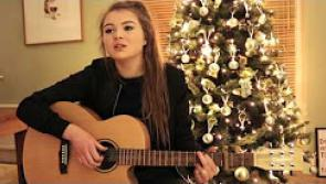 Watch: Longford Evolution Stage School student Sinead Mullally singing a beautiful version of Christmas 1915