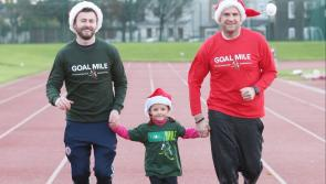 GOAL volunteer Tiernan Dolan keen for young and old to attend Longford Christmas Day GOAL Mile