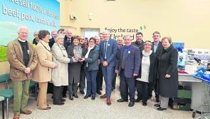 Award for Longford Hospice Homecare
