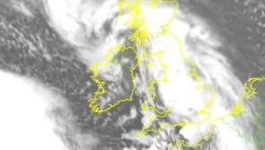 Wrap up Longford - National Status Orange weather alert as Storm Dylan approaches