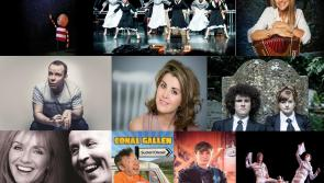 Top acts in store for Roscommon Arts Centre this spring 2018