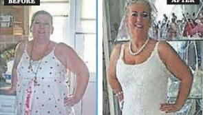 Longford woman achieves dream weight by shedding  six stone