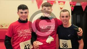 Pictures:  MS Christmas Run from 'Cashel to Lanesboro