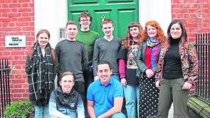 Two members of Longford's Backstage Youth Theatre selected for National Youth Board