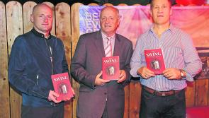 Longford man launches ground-breaking golfing book, 'The Swing'