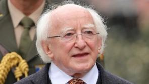 President Michael D. Higgins today called for urgent action to end violence against women