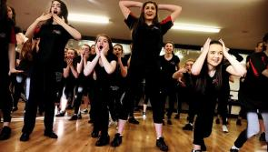 Watch: Evolution Stage School rehearsing for A Night On Broadway
