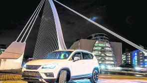 Longford Leader Motoring: SEAT  parks 2017 on a high