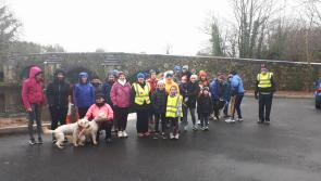 Longford Sports Partnership Operation Transformation walk in Ballymahon