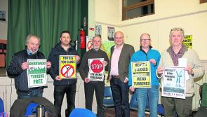 Wind turbine concerns aired at South Longford community meeting