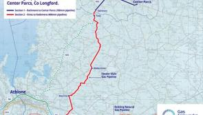 Work begins on bringing Natural Gas pipeline to Center Parcs Longford Forest