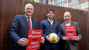 GAA Club awarded for promoting integration of refugees