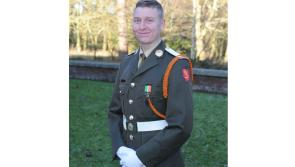 Longford's James Whyte joins Army Equitation School