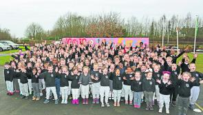 Longford pupils set for RTÉ bow as they highlight Operation Transformation 10@10 exercise programme