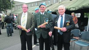 Honouring the brave Longford Lions of the Siege of Jadotville