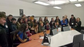 Ericsson opens its doors to provide Longford students with a glimpse of working world