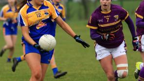 Longford ladies produce a decent display despite defeat against Wexford