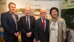 No show like the Holiday World Show: Plenty of interest in Longford Tourism stand