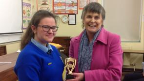 Meánscoil Mhuire public speaking competition