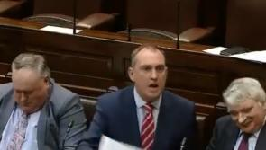 Watch: Dáil suspended following heated exchange between Sligo/Leitrim TD Marc MacSharry and Healy-Raes