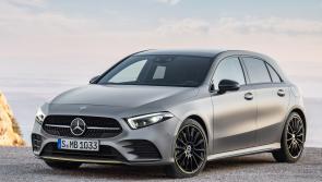New Mercedes-Benz A-Class prepares for Irish arrival