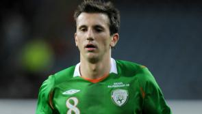 Longford Town and Limerick FC tribute to the late Liam Miller