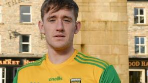LISTEN:  Donegal captain Hugh McFadden expresses the disappointment at defeat to Dublin