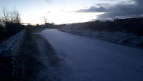 Longford weather / motoring alert: Roads across county are treacherous after overnight snow