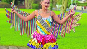 Longford schools in Junk Kouture success