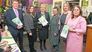 Enterprise Minister talks up Longford Women's Link's plan of action