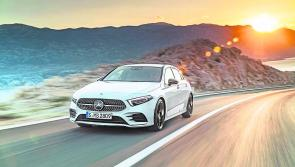 Longford Leader Motoring:  The all new Mercedes-Benz A-Class coming to Michael Moore