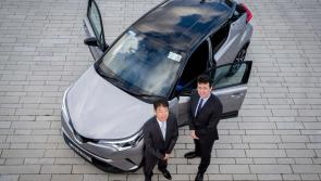 Toyota Financial Services (Ireland) Officially Launched