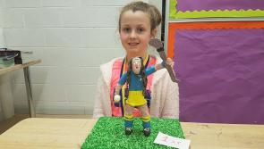 Two hundred youngsters take part in Longford Community Games County Art and Model Making Finals