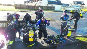 Supporting the vital work of Co Longford Scuba Divers Search & Recovery Unit