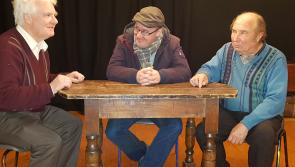 The Drawer Boy at the Backstage Theatre, Longford