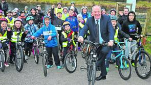 Opening of Royal Canal Greenway typifies Longford's economic resurgence