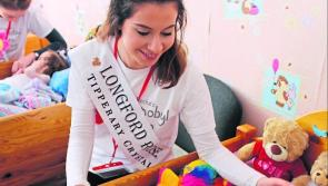 Longford Rose's 'emotional' trip to orphanage in Belarus
