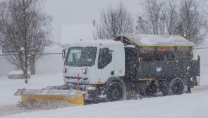 Latest: Longford County Council gritters and road crews working to clear national routes