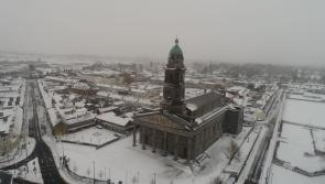 Longford Leader Gallery: Eye catching aerial images of Longford as Storm Emma covers county in blanket of snow